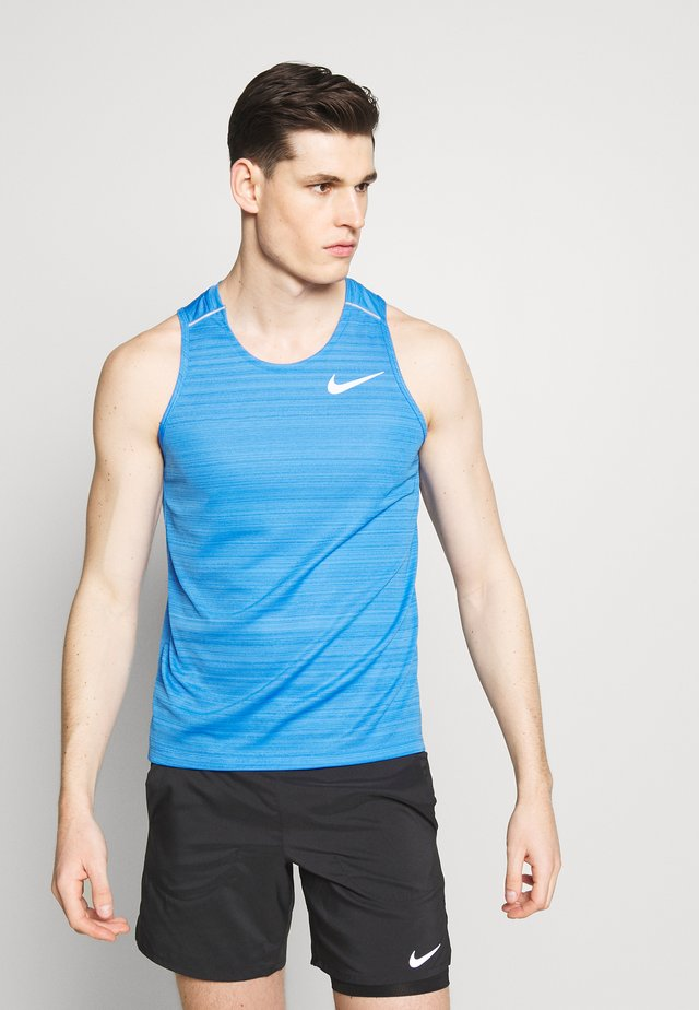 DRY MILER TANK - Funktionsshirt - pacific blue