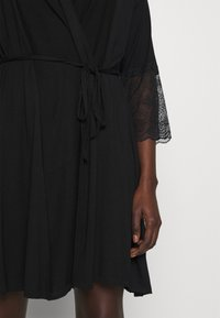 Etam - LIDDY DESHABILLE - Dressing gown - noir - 4