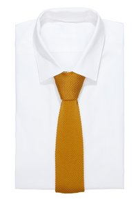 Twisted Tailor - JAGGER TIE - Tie - mustard - 1