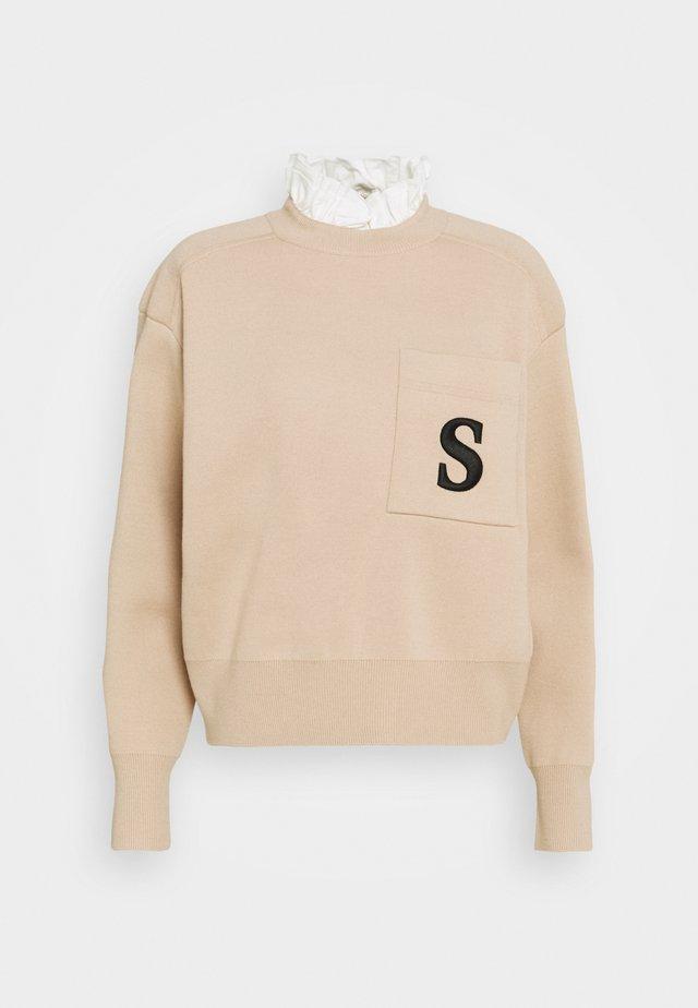 LUCILLE - Sweter - beige