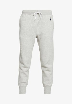 SEASONAL - Tracksuit bottoms - light sport heath
