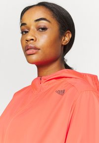 adidas Performance - OWN THE RUN - Sports jacket - pink - 3