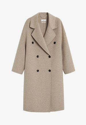 PICAROL - Zimní kabát - světle/pastelově šedá