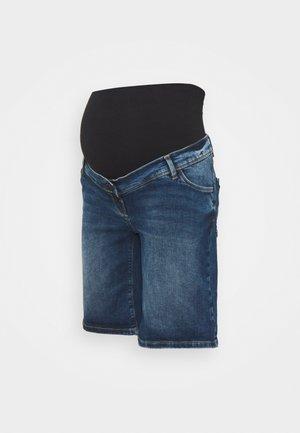 Szorty jeansowe - stone wash