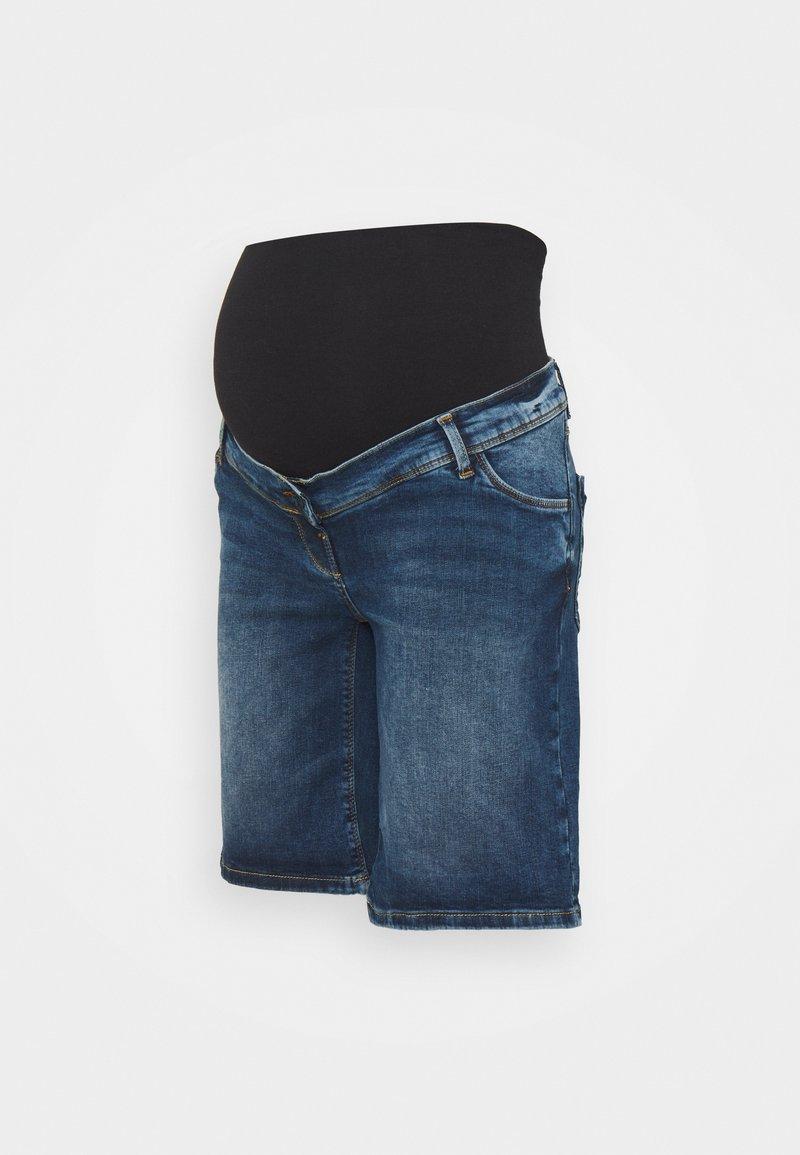 LOVE2WAIT - Denim shorts - stone wash