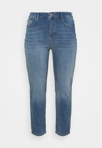 MOM - Straight leg jeans - dark vintage