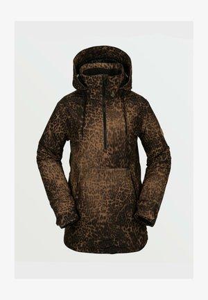 FERN INS GORE - Snowboard jacket - leopard