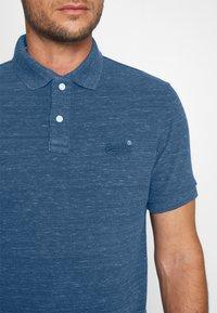 Superdry - Polo shirt - montana blue grit - 3