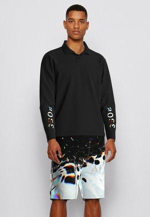 PDIGITIZE - Poloshirt - black