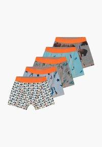 Claesen's - BOYS 5 PACK  - Pants - green - 0
