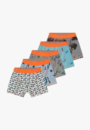 BOYS 5 PACK  - Pants - green