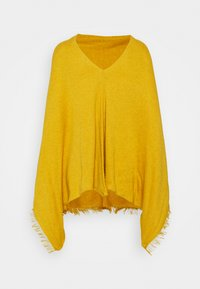 Repeat - PONCHO - Poncho - sunflower - 1