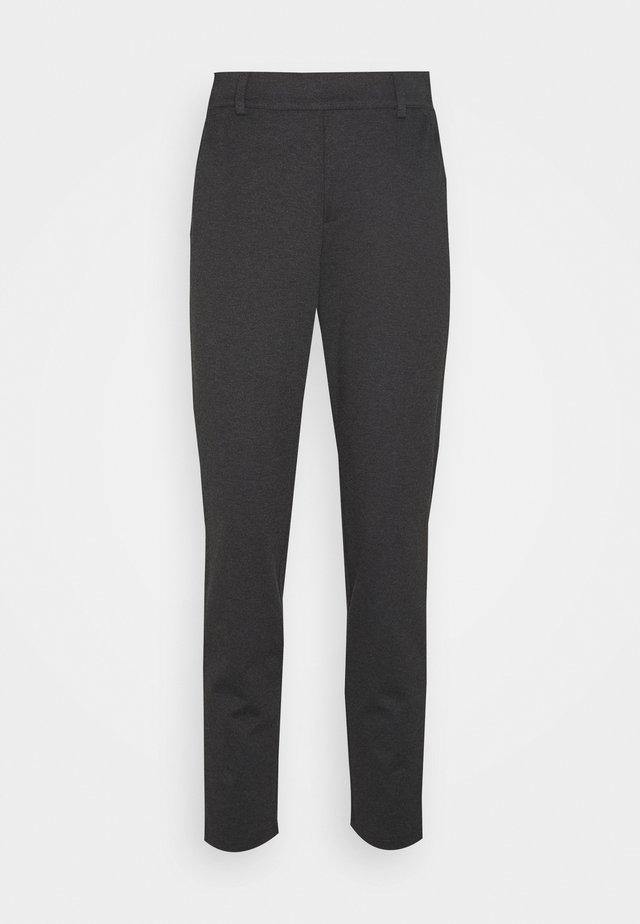 CONSTRUCTED PANTS - Pantalones - shale grey melange