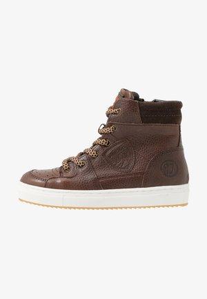 SIL MID - Sneakers hoog - brown