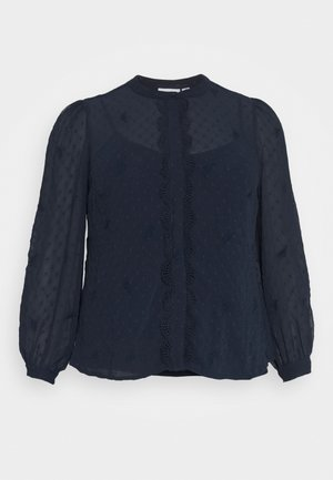JRAMANA BLOUSE - Bluser - navy blazer