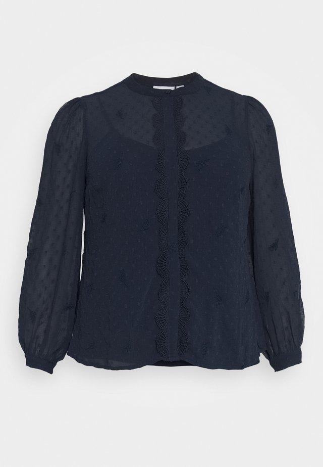 JRAMANA BLOUSE - Blouse - navy blazer