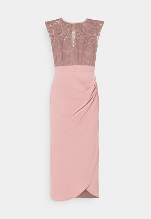 Cocktail dress / Party dress - dusty blush