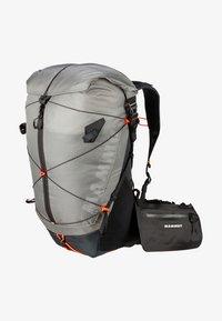 Mammut - DUCAN SPINE - Hiking rucksack - granit-black - 2
