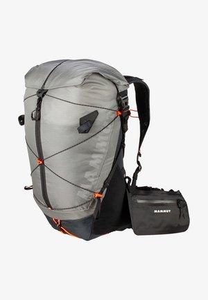 DUCAN SPINE - Backpack - granit-black
