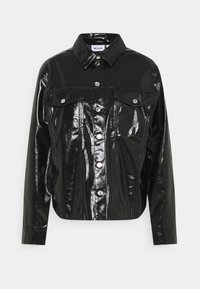 Weekday - KEISHA  - Button-down blouse - black - 6