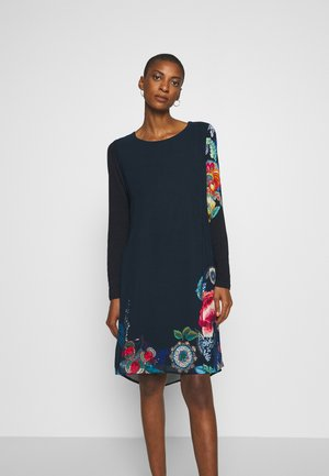 SIENA - Day dress - navy