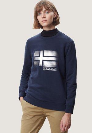 BRA - Sweatshirt - navy blue