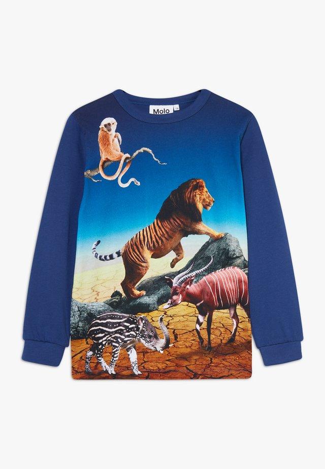 REZ - Long sleeved top - wild future