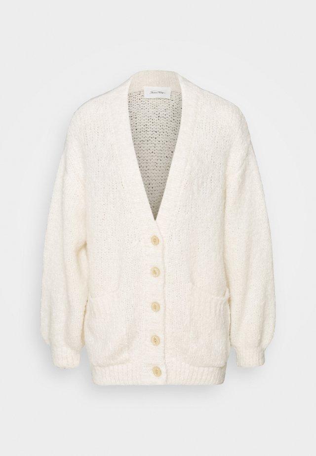 TUDBURY - Vest - off white
