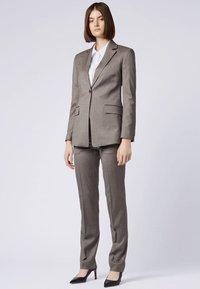 BOSS - BANEW - Button-down blouse - white - 1
