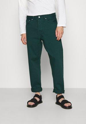 NEWEL PANT ALTOONA - Pantalon classique - dark green