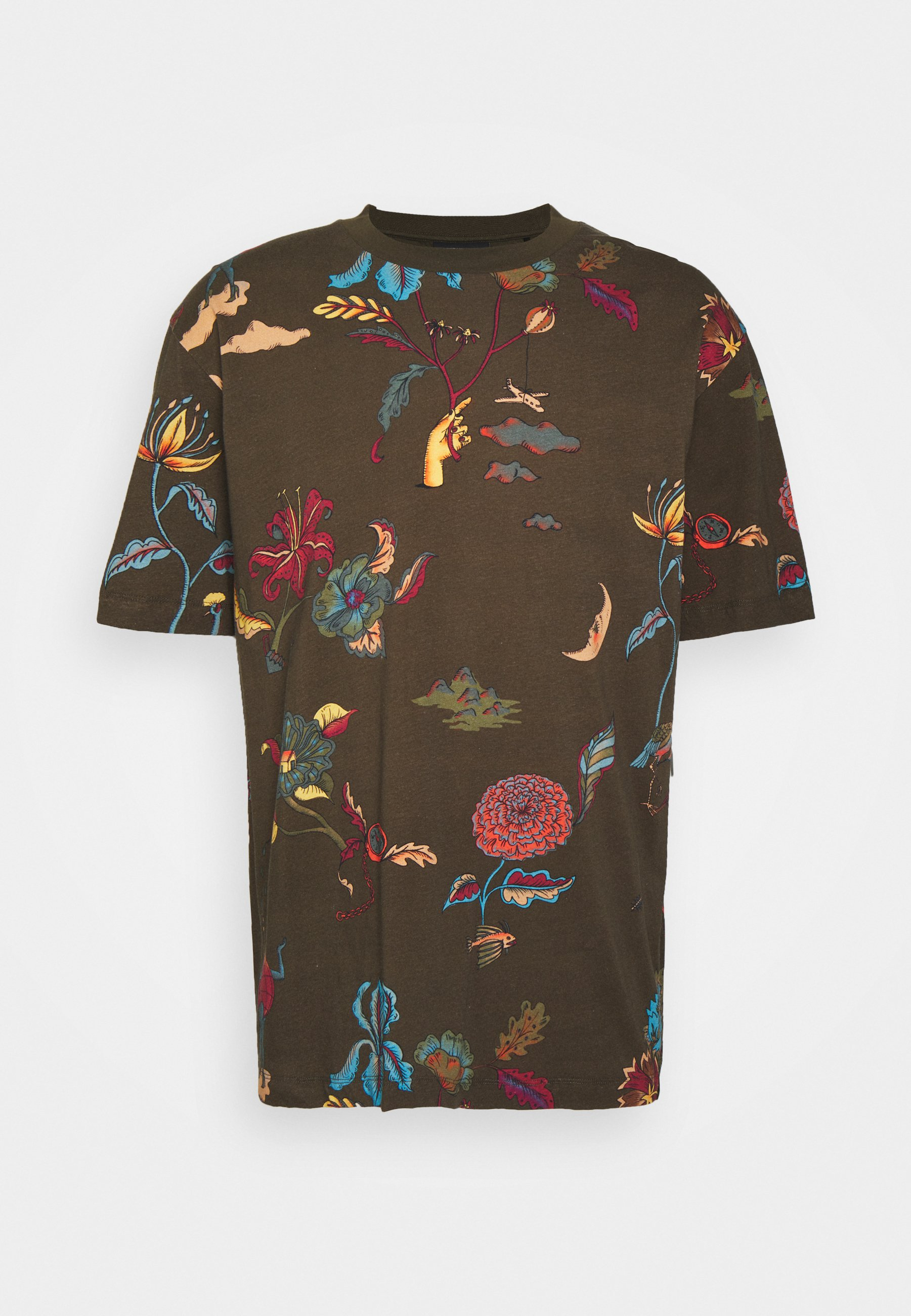 Homme PRINTED RELAXED FIT  - T-shirt imprimé