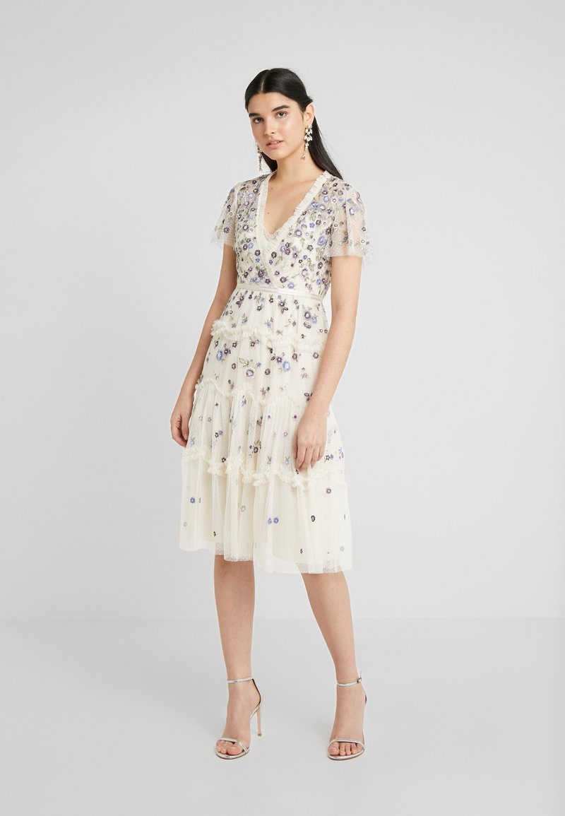 Needle & Thread - PRARIE FLORA DRESS - Day dress - champagne