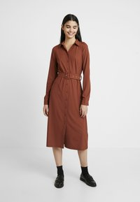 mint&berry - Jersey dress - rust - 2