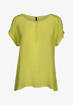 FENG  - Blouse - safety yellow