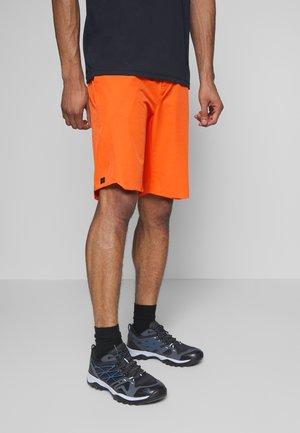 ENGEN - Trousers - dark orange