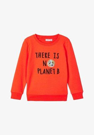 NMMLAPLANET - Sweater - tigerlily
