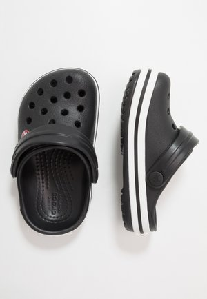CROCBAND - Pool slides - black