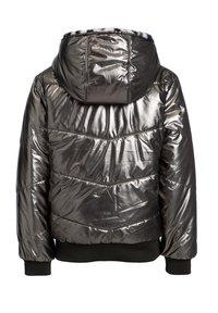 WE Fashion - WATER REPELLENT REVERSIBLE - Kurtka zimowa - black - 3