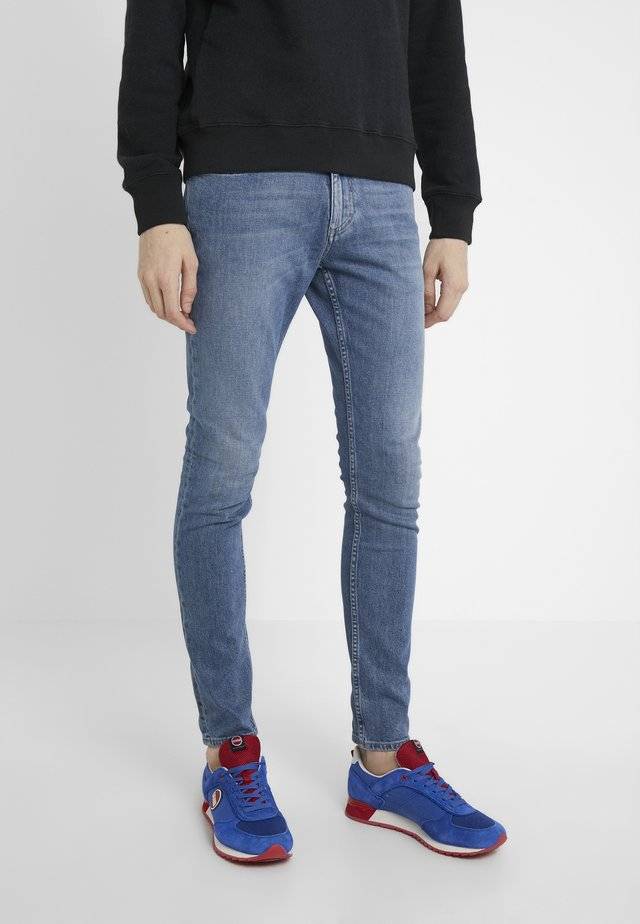 PIT  - Jeansy Skinny Fit - mid blue