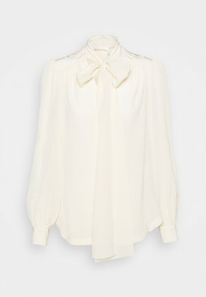 Blouse - buttercream