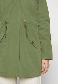 Roxy - AMY 2-IN-1 - Parka - bronze green - 6