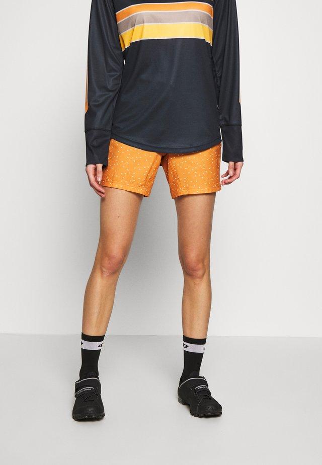 Sports shorts - desert sun