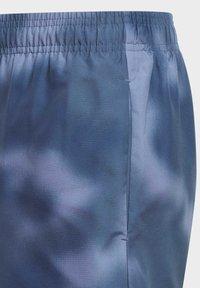 adidas Originals - SWIM SHORT - Swimming shorts - blue - 5