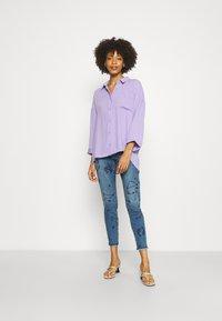 Desigual - AUSTRA - Jeans Skinny Fit - blue - 1