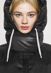 Weekday - MARTINE PUFFER - Winter coat - black - 4
