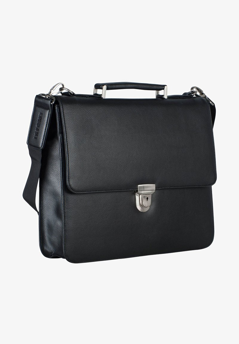 Leonhard Heyden - HANNOVER - Briefcase - black