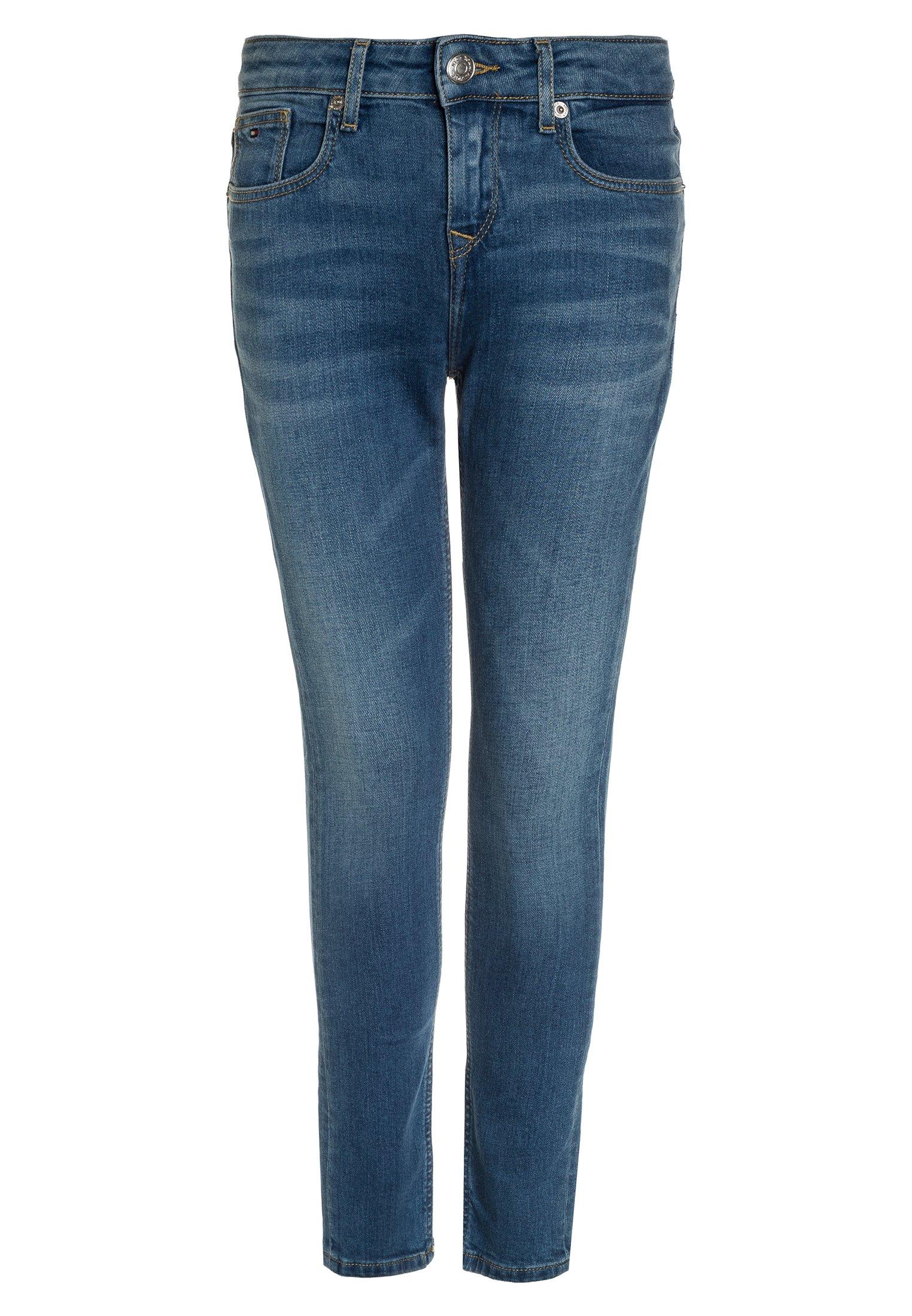 Kids GIRLS NORA  - Jeans Skinny Fit - new york mid