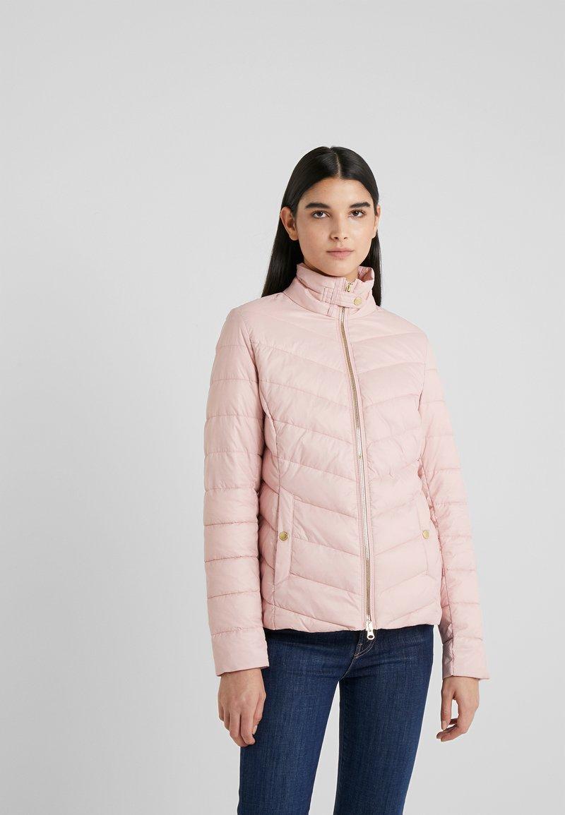 Barbour International - AUBERN QUILT - Light jacket - blusher