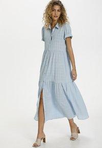 Denim Hunter - Maxi dress - cashmere blue - 1