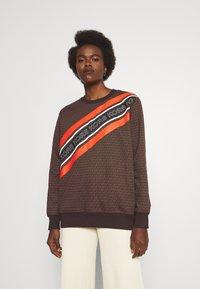 MICHAEL Michael Kors - Sweatshirt - chocolate - 0